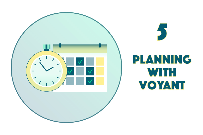 Planning with Voyant