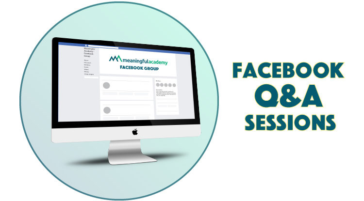 Facebook Q&A Sessions
