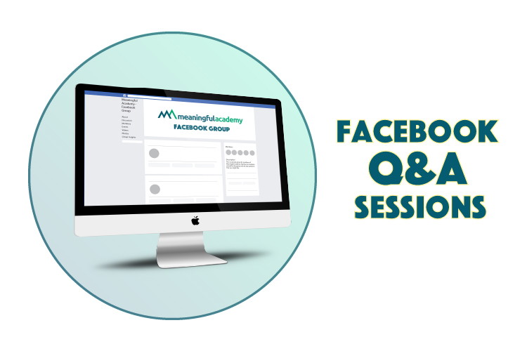 Facebook Q&A Sessions