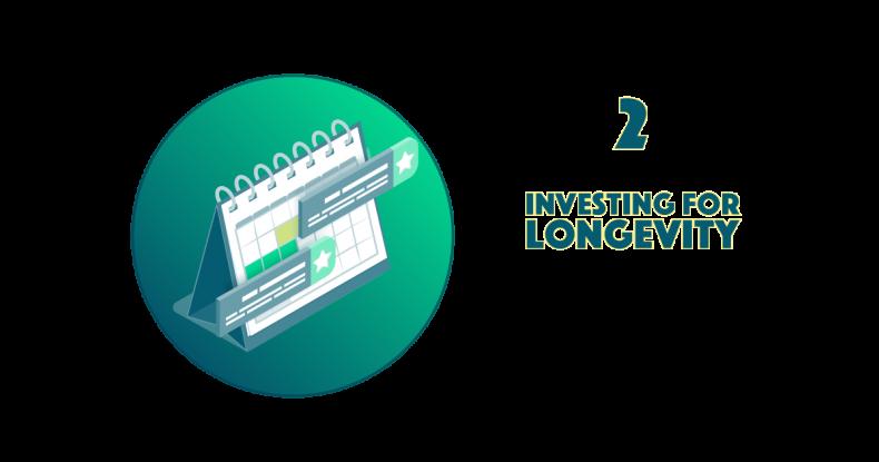 2. Investing for Longevity