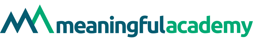Meaningful Academy Logo