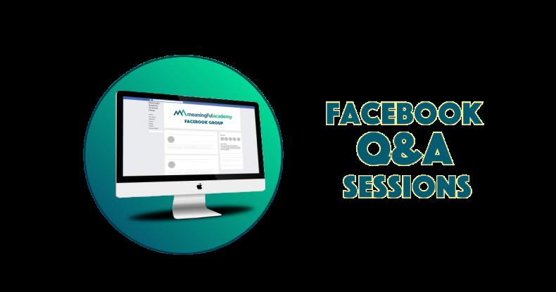 RP – Facebook Live Q&A Calls