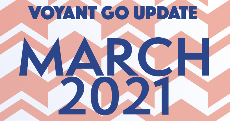 Voyatn March Update
